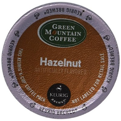 Green Mountain Coffee Hazelnut, K-Cup Portion Pack for Keurig K-Cup Brewers (Pack of 48) by Green Mountain Coffee