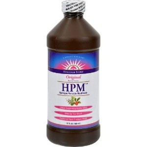 Heritage Products HPM Hydrogen Peroxide Mouthwash - 16 fl oz by Heritage Products