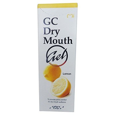GC Dry Mouth Gel (Lemon Flavor) 40G by GC