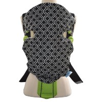 Tivoli Couture Reversible Baby Carrier Slip Cover, Metro Black by Tivoli Couture
