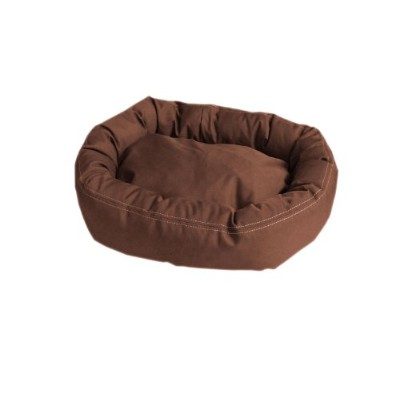 CPC Brutus Tuff Comfy Cup Pet Bed, 27-Inch, Chocolate by Cpc