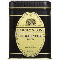 Decaffeinated Ceylon Tea, Loose Tea in 4 Ounce Tin by Harney & Sons