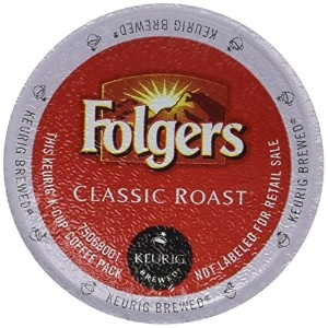 FOLGERS GOURMET SELECTIONS CLASSIC ROAST COFFEE 120 K CUP PACKS by Folgers