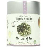 The Tao of Tea, 100% Organic, Herb Leaves, Spearmint, 2.0 oz (57 g)