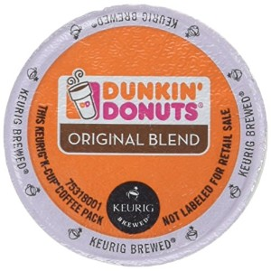 Dunkin Donuts Original Flavor Coffee K-Cups For Keurig K Cup Brewers (16 Count) by House market