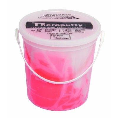 CanDo? Scented Theraputty? Exercise Material - 5 lb - Cherry - Red - Soft