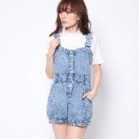 【SALE 67%OFF】ミーア プロデュースド バイ ルーミィーズ MIIA produced by Roomy's OUTLET バルーンタックサロペ (ソノタ)