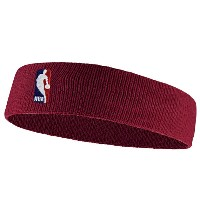ナイキ NBA 【HEADBAND/MAROON】 NIKE [for3000 18_4_2NK 18_4_3]