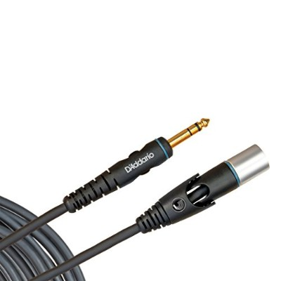 Planet Waves by D'Addario プラネットウェーブス スピーカーケーブル Custom Series Microphone Cable PW-GMMS-05 (1.5m...