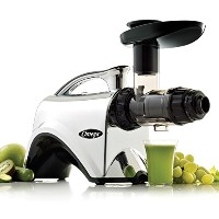 Omega NC900HDC 6th Generation Nutrition Center Electric Juicer, Chrome [並行輸入品]