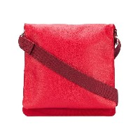 Mm6 Maison Margiela folded square shoulder bag - レッド