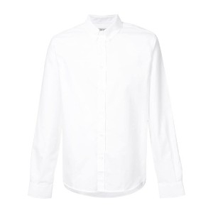 Éditions M.R Oxford long sleeve shirt - ホワイト