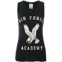 Zoe Karssen air force academy tank top - ブラック