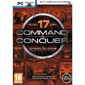 Command and Conquer: The Ultimate Edition (PC Download Code) (輸入版)