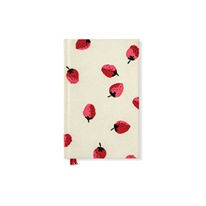 (Kate spade new york)word to the wise strawberries JOURNAL183048