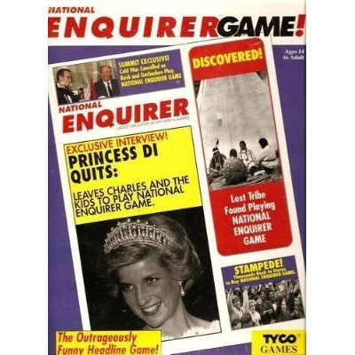 National Enquirer Game! by Tyco