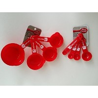 Measuring Cups and SpoonsバンドルBetty Crockerキッチンツール機器Baking Cooking