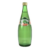 Perrier(ペリエ) ピンクグレープ 瓶 750ml×12本 [直輸入品]