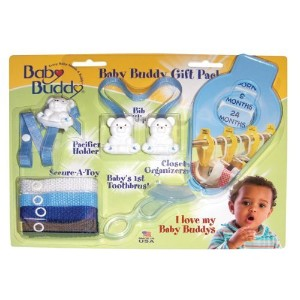 Baby Buddy Gift Pack - Blue by Baby Buddy