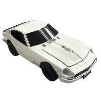 [Cassette Car Mouse]日産フェアレディZ 240Z(NISSAN Fairlady Z)グランプリホワイト ワイヤレスマウス