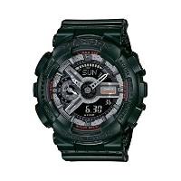 カシオ G-Shock GMAS-110MC-3A - Metallic Green / One Size [並行輸入品]