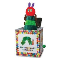 Kids Preferred The World of Eric Carle The Very Hungry Caterpillar Jack in the Box baby gift idea...