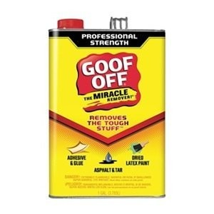 Professional Strength Remover, 1 gal. by Goof Off
