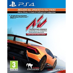 Assetto Corsa Ultimate Edition (PS4) (輸入版)