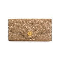 See By Chloé Polina wallet - メタリック