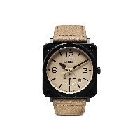 Bell & Ross BR S デザート タイプ 39mm - Unavailable