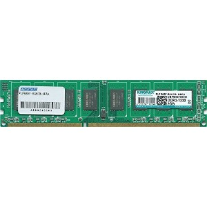 アドテック DDR3 1333/PC3-10600 Unbuffered DIMM 2GB ADS10600D-2G
