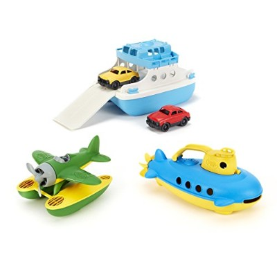 Green Toys Ultimate Bath Toy Bundle by Green Toys