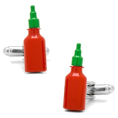 Cufflinks Inc Hot Sauce Cufflinks (レッド)