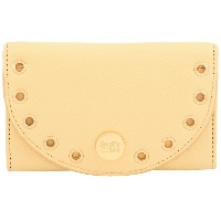 レディース SEE BY CHLOÉ KRISS MEDIUM WALLET 財布  イエロー