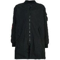 Haculla revolution jacket - ブラック