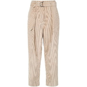 Andrea Marques cropped corduroy trousers - Unavailable