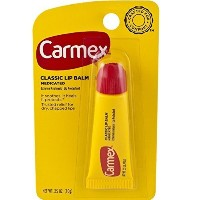 Carmex Classisc Lip Balm Medicated、0.35オンス、12パック