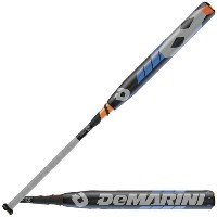 バット レディース DEMARINI CF8 FASTPITCH BAT