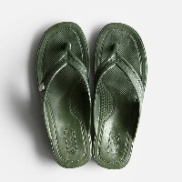 GLOCAL STANDARD PRODUCTS / G.S.P SANDALS (OL) 2018年限定カラー【グローカルスタンダードプロダクツ/オリーブ/OLIVE/サンダル/ギョサン...