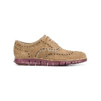 Cole Haan Zerogrand oxford shoes - ブラウン
