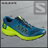 サロモン SalomonXA ELEVATEPOSEIDON/LIME GREEN/BLACK