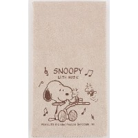 SNOOPY with Music スヌーピー SCLOTH-FL 楽器用クロス