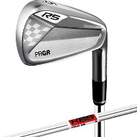 PRGR(プロギア) RS 16 RS FG KBS TOUR105S #5-Pw アイアンセット  RS   番手:#7