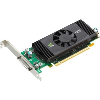 NVIDIA Quadro NVS 420 by PNY 512 MB gddr3 PCI Express Gen 2 x16 VHDCI toクアッドDVI - D SLまたはDisplayPort...