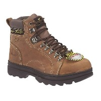 "AdTec 6"" Steel Toe Hiker Men's Boot 12 2E US Brown"