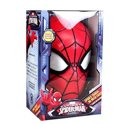 3D DECO LED LIGHT スパイダーマン フェイス Spider Man Face Light MARVEL