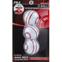 Pelz Golf DP4016 O-Ball (3 Pack) by Pelz Golf [並行輸入品]