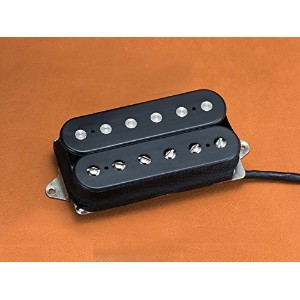 DiMarzio DP223 PAF 36th Anniversary Bridge (ノーマルスペース, Black/Cream)