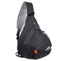 Sling Backpack by RiteTrak Sports - NEW 2017 Edition, Best Lightweight Multi-Use Pack for Travel...