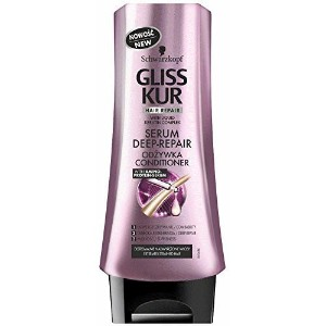 Gliss Kur Serum Deep-repair Conditioner 200 Ml / 6.7 Fl Oz by Gliss Kur